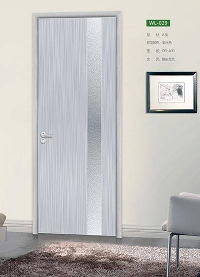 铝木生态门价格